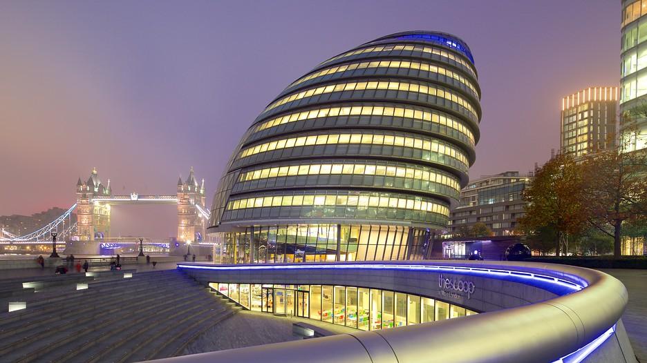 London city hall d couvrez londres avec for Tour city londres