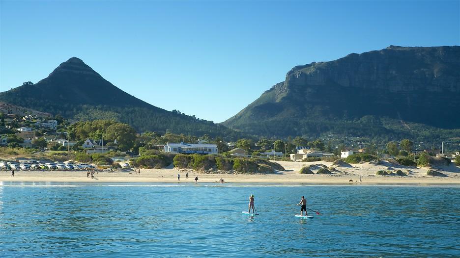 Hout Bay Beach  Cape Town  Tourism Media