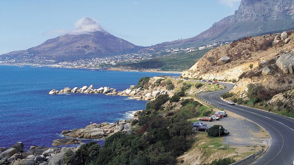 Hout Bay Beach  Cape Town  South African Tourism