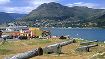 Hout Bay Beach - Cape Town