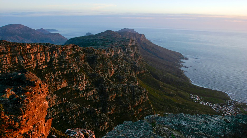 Table mountain cape town attraction for Table mountain