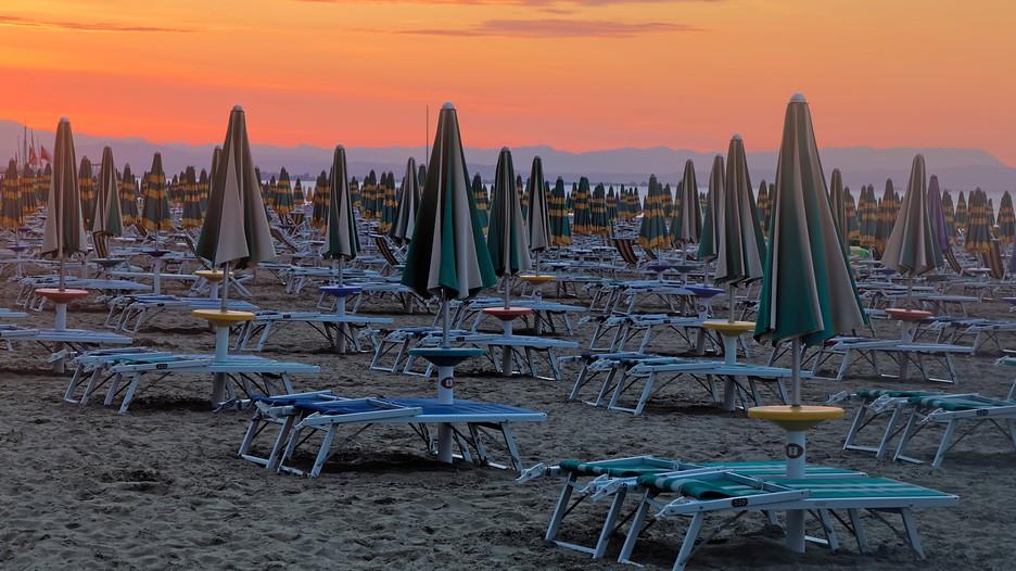 St dtereise lignano sabbiadoro kurzurlaub mit for Bagno 7 bis lignano pineta