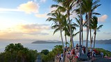 One Tree Hill - Hamilton Island - Tourism Media