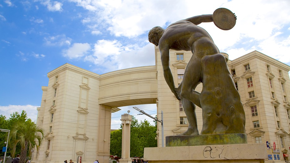 Montpellier vacations 2017 package save up to 603 - Piscine place de l europe montpellier ...