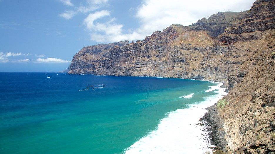 Los gigantes vacations 2017 package save up to 603 for Piscinas en los gigantes tenerife