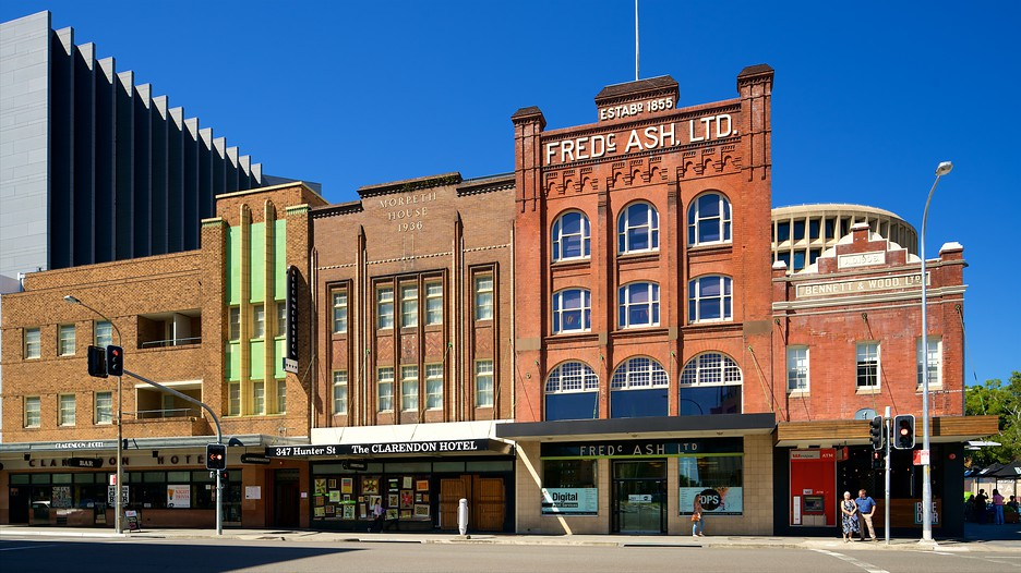 Cheap Hotels In Newcastle Centre