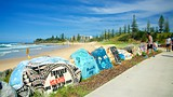 Town Beach - Port Macquarie - Tourism Media