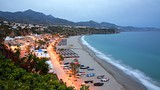 Burriana Beach - Malaga - Tourism Media
