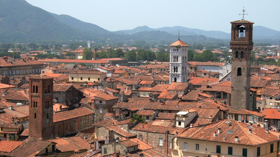 Лукка (Lucca), Тоскана, Италия