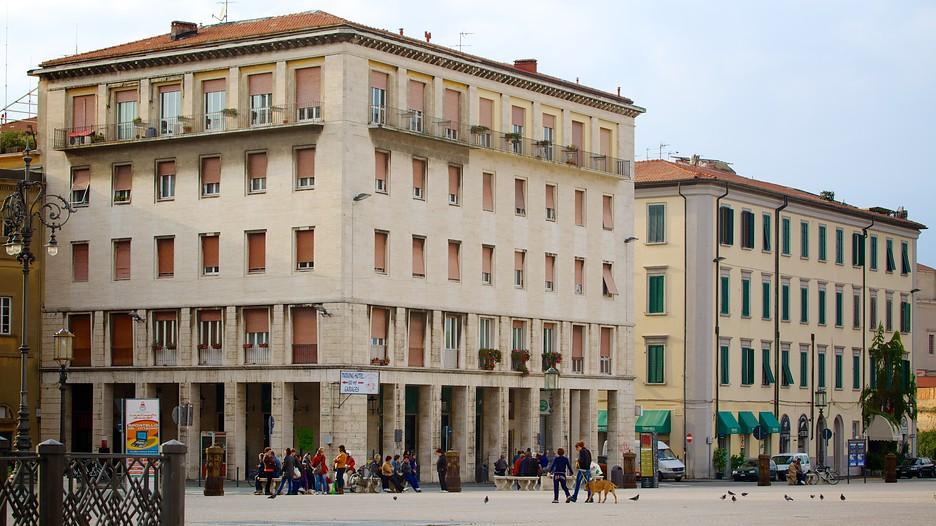Piazza della repubblica in livorno expedia for Home page repubblica