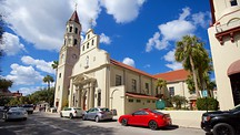 Cathedral Basilica of St. Augustine - St. Augustine