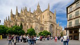 Segovia Cathedral - Spain - Tourism Media