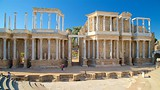 Roman Theatre and Amphitheatre - Extremadura - Tourism Media
