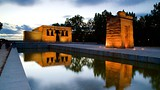 Tempel von Debod - Madrid - Tourism Media