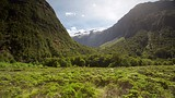 Gertrude Valley - Fiordland National Park - Tourism Media