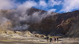 White Island - New Zealand - Tourism Media