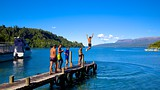 Lake Tarawera - New Zealand - Tourism Media