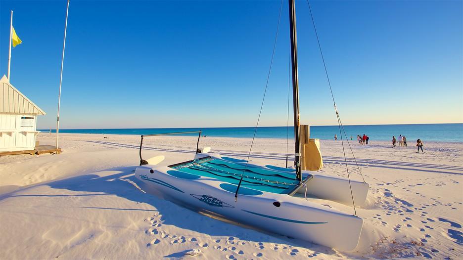 Florida Panhandle Tourism Media