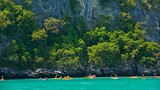 Showing item 76 of 86. Ang Thong National Park - Gulf Islands - Tourism Media