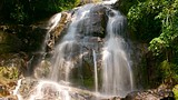 Showing item 31 of 86. Namuang Waterfall - Gulf Islands - Tourism Media