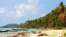 Thong Kut Beach - Koh Samui (and surrounding islands)