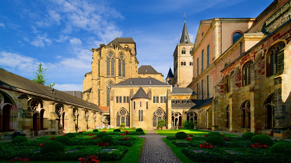 Cathedral of trier in trier expedia for Designhotel pfalz