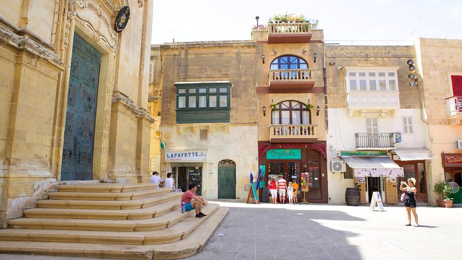 San Gorg Basiliek Malta Expedia Nl