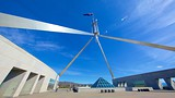Showing item 60 of 80. Parliament House - Canberra - Tourism Media