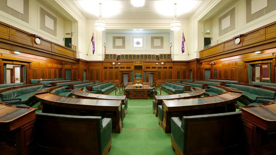 Old Parliament House Canberra Australian Capital