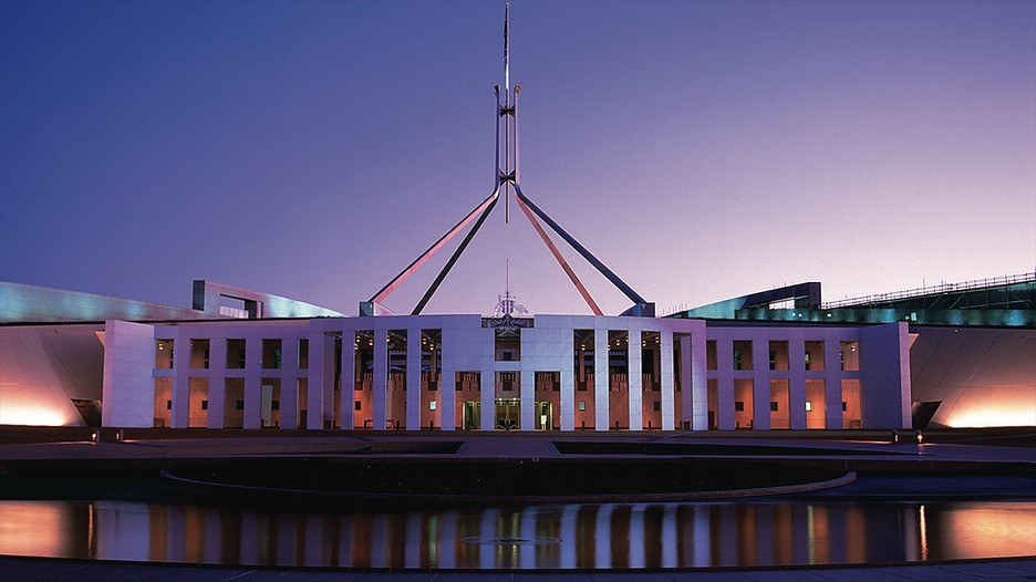 Parliament House Canberra 29418 - View Australian Parliament House Images  Pictures