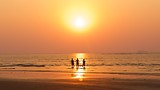 Miramar Beach - India - Tourism Media