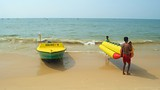 Candolim Beach - Fort Aguada - Goa (state) - Tourism Media