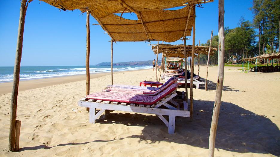 Showing item 1 of 2. Querim Beach - Querim Beach - Tourism Media