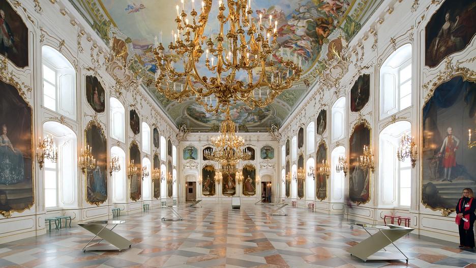 Imperial palace in innsbruck expedia for Designhotel innsbruck