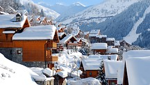 Meribel Ski Resort - Alpes du Nord