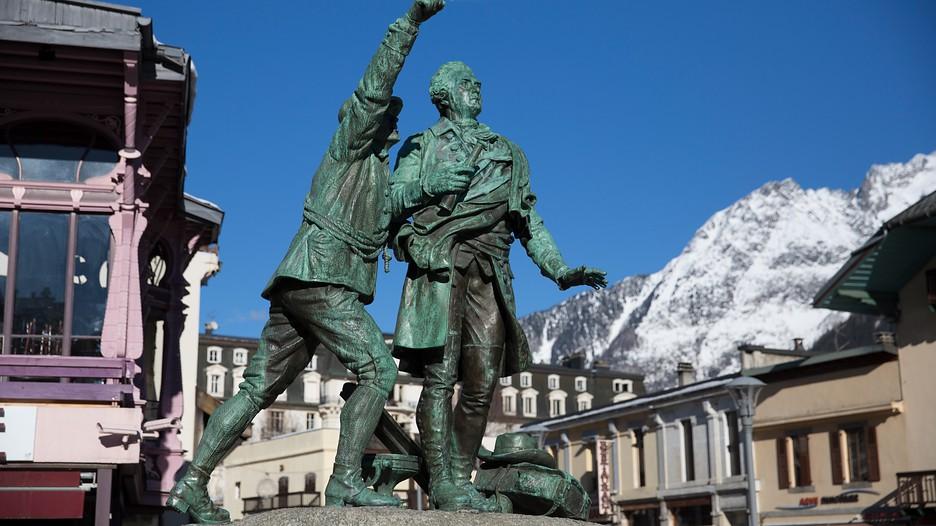 Resor till chamonix mont blanc frankrike - Meteo chamonix office tourisme ...