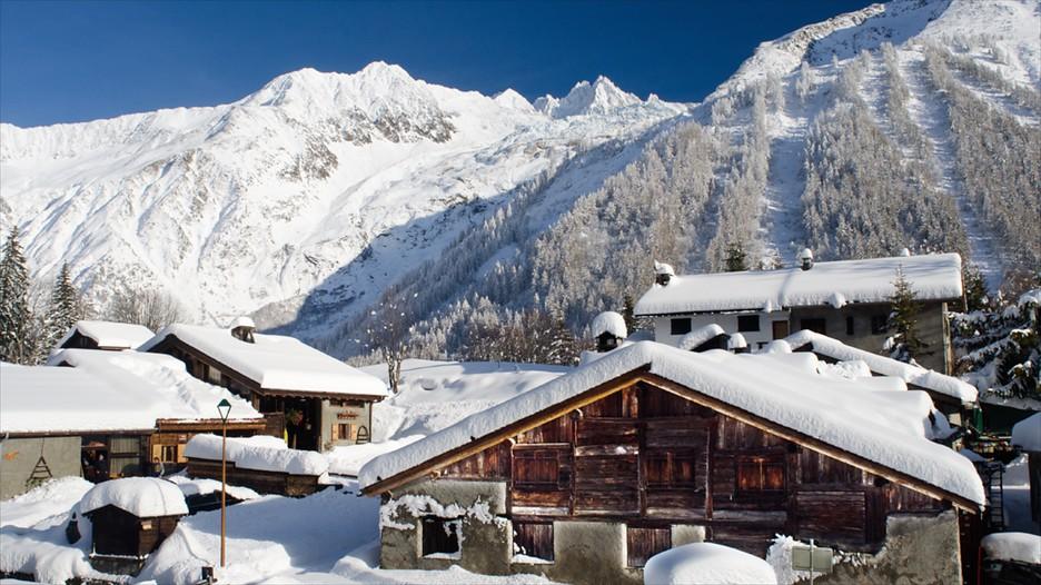 Resor till chamonix mont blanc frankrike - Office de tourisme chamonix mont blanc ...
