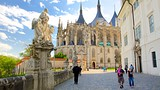 Church of St. Barbara - Central Bohemia (region) - Tourism Media