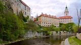 Cesky Krumlov Castle - South Bohemia (region) - Tourism Media