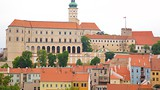 Mikulov Chateau - South Moravian (region) - Tourism Media