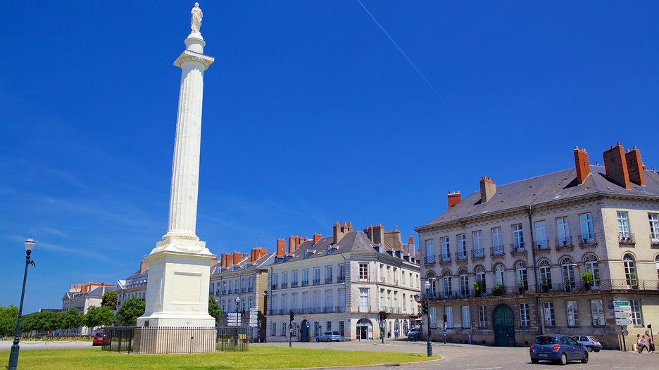 Nantes travel france find holiday information expedia for Hotel france nantes