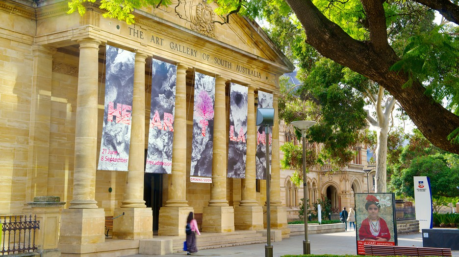 Art gallery of south australia in adelaide south for 21 south terrace adelaide