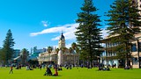 Showing item 15 of 81. Glenelg Beach - Adelaide - Tourism Media