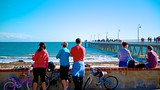 Showing item 62 of 81. Glenelg Jetty - Adelaide - Tourism Media