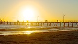 Showing item 50 of 81. Glenelg Jetty - Adelaide - Tourism Media