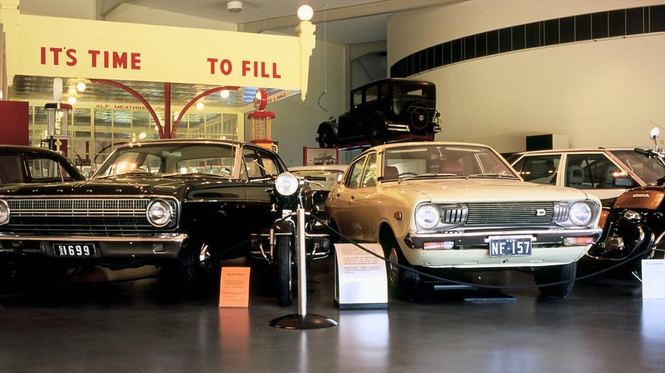 National Motor Museum Birdwood South Australia