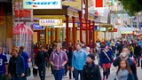 Showing item 58 of 81. Rundle Mall - Adelaide - Tourism Media
