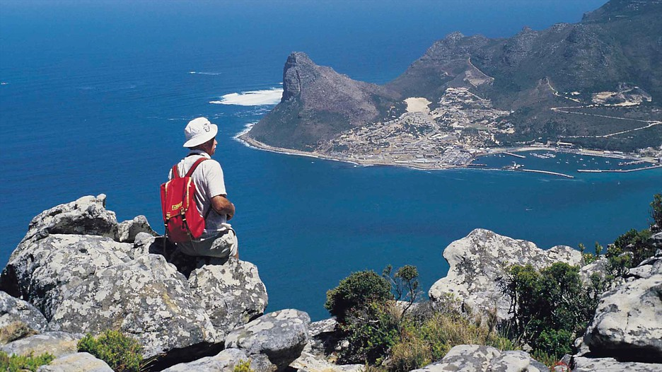 Hout bay beach in cape town expedia for Cape town south africa travel