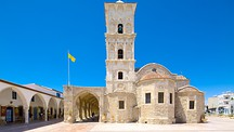 Church of Saint Lazarus - Larnaca