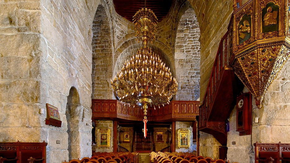 کلیسای سنت لازاروس لانارکا (Church of Saint Lazarus Larnaca)